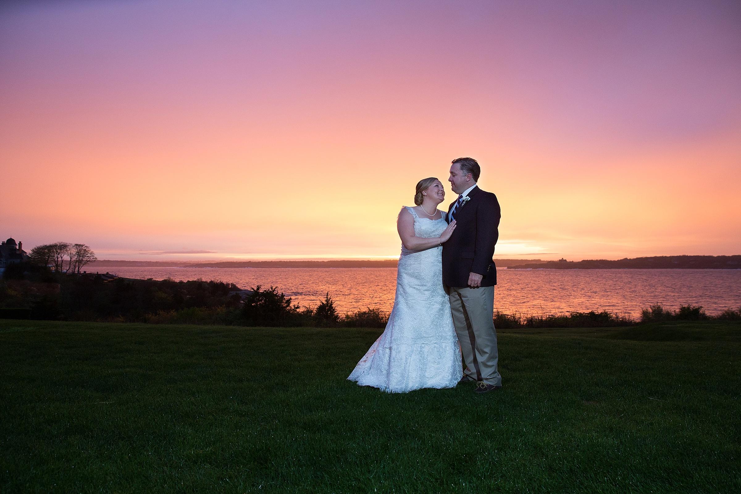 Oceancliff Newport Wedding