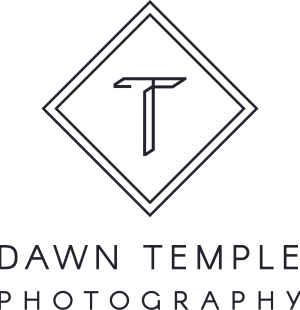 Dawn Temple Photography Logo